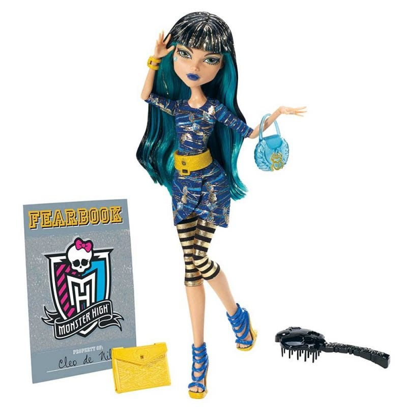 Monster High Picture Day Papusa Cleo de Nile