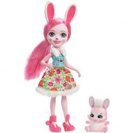 Enchantimals Papusa Bree Bunny