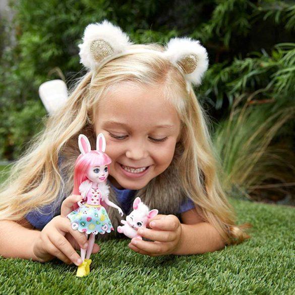 Enchantimals Papusa Bree Bunny FXM73 2