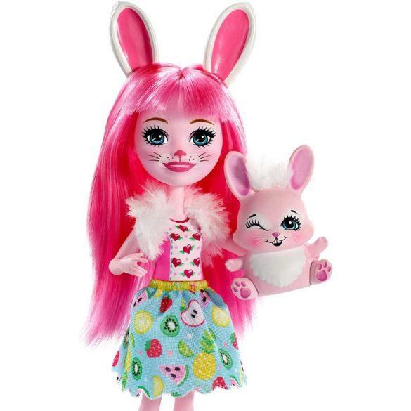Enchantimals Papusa Bree Bunny FXM73 3