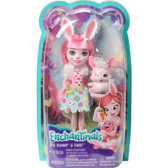 Enchantimals Papusa Bree Bunny FXM73 7