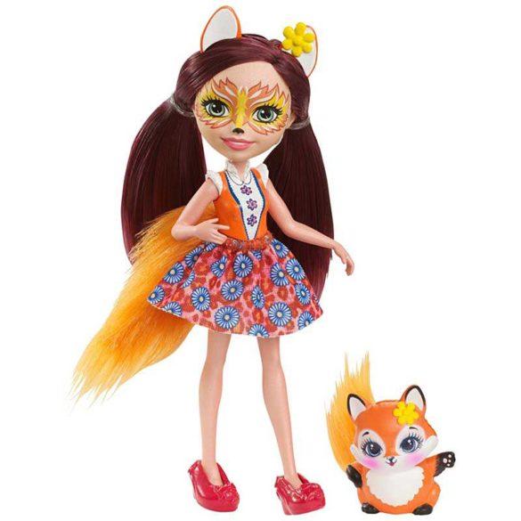 Enchantimals Papusa Felicity Fox