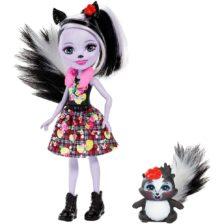 Enchantimals Papusa Sage Skunk