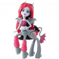 Monster High Fright-Mares Papusa Frets Quartzmane