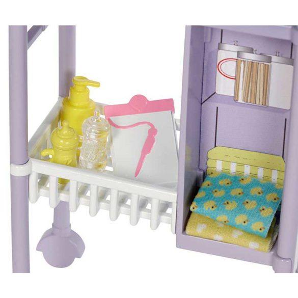 Papusa Barbie si Setul de Joaca la Doctor 4