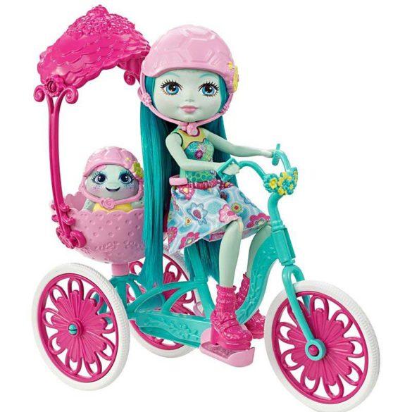 Set de Joaca Enchantimals Bicicleta pentru doi 2