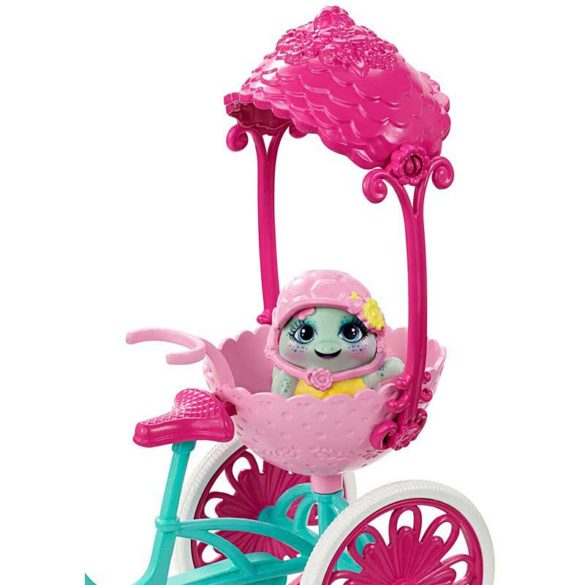 Set de Joaca Enchantimals Bicicleta pentru doi 3