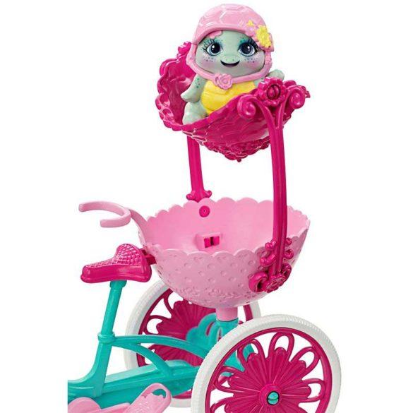 Set de Joaca Enchantimals Bicicleta pentru doi 5