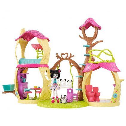 Set de Joaca Enchantimals Casa Panda