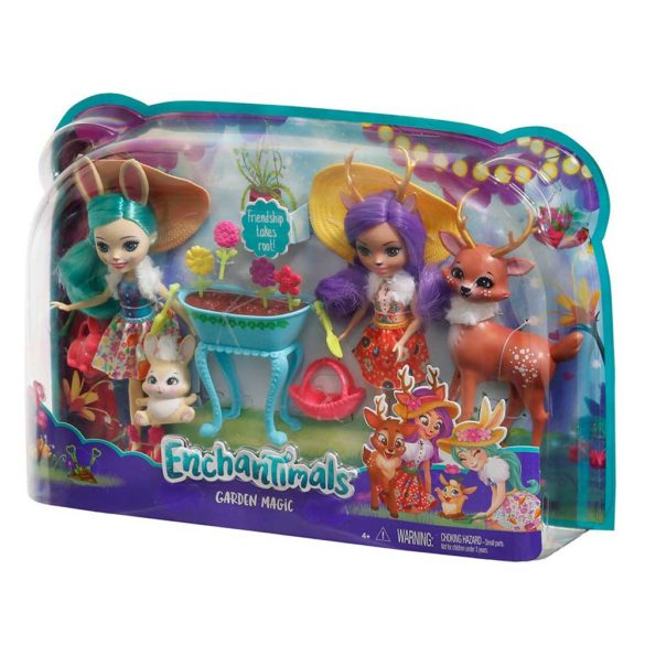 Set de Joaca Enchantimals Magia din Gradina 9
