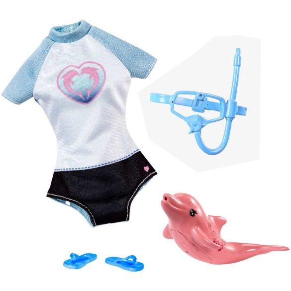 Barbie Si Magia Delfinilor Set de Accesorii Scufundari 1