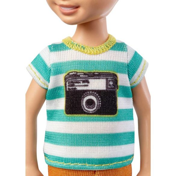 Barbie si Clubul Fluturasilor Papusa Baietel cu Inghetata 3