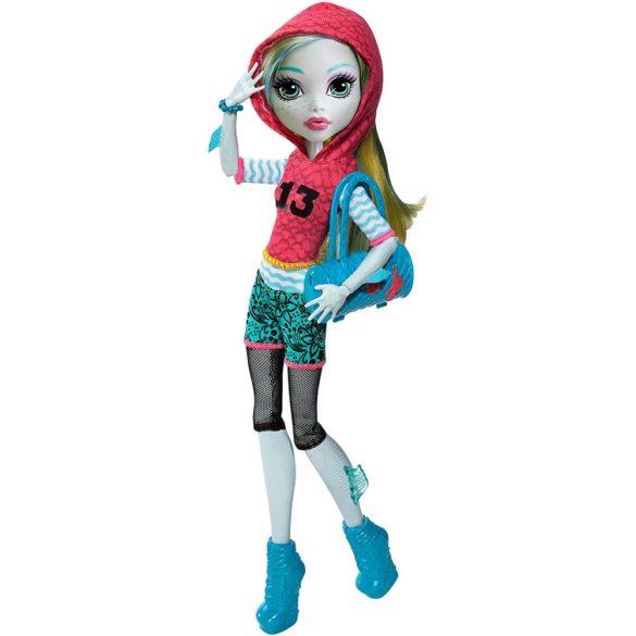 Monster High Prima zi de Scoala Papusa Lagoona Blue 2