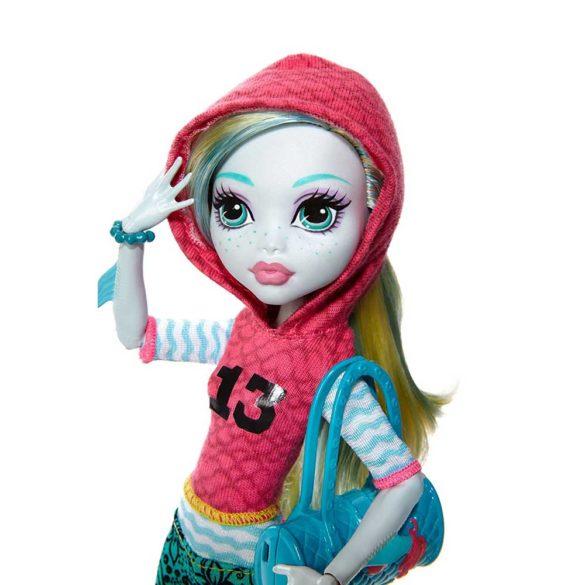 Monster High Prima zi de Scoala Papusa Lagoona Blue 3