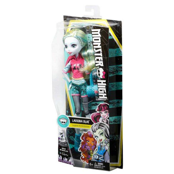 Monster High Prima zi de Scoala Papusa Lagoona Blue 7