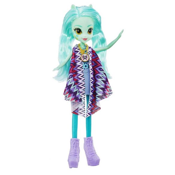My Little Pony Legend Of Everfree Papusa Lyra Heartstrings 1