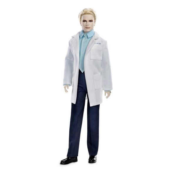Papusa Barbie de colectie Twilight Papusa Carlisle 1