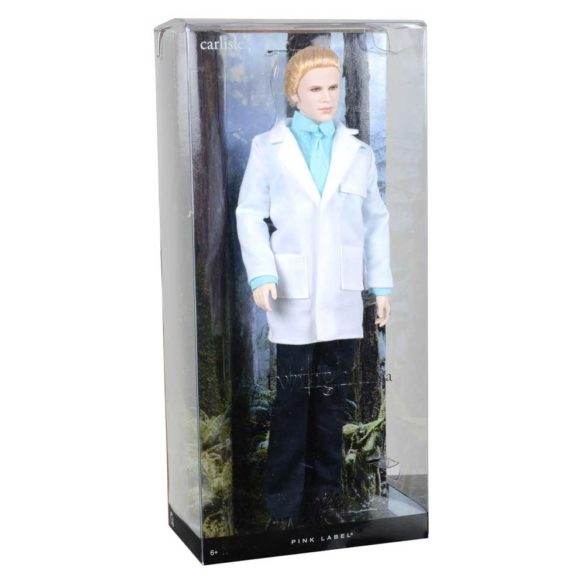 Papusa Barbie de colectie Twilight Papusa Carlisle 2