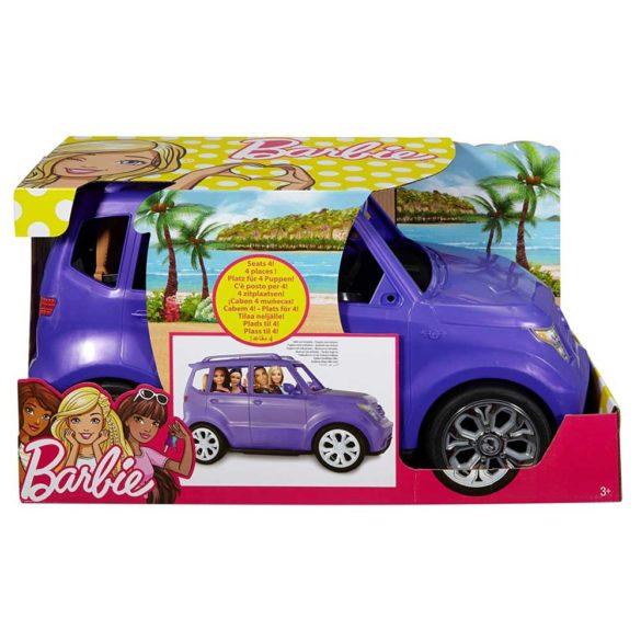 Barbie Masina de Teren 7
