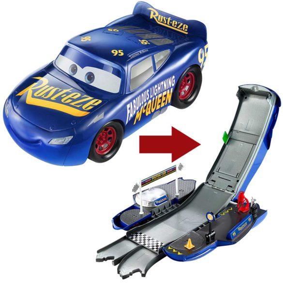 Cars 3 Set de Joaca Transformarea Fabulosul Lightning McQueen 22