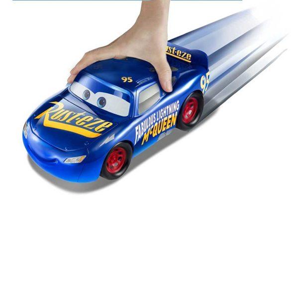 Cars 3 Set de Joaca Transformarea Fabulosul Lightning McQueen 3