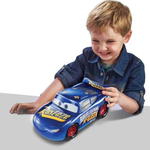 Cars 3 Set de Joaca Transformarea Fabulosul Lightning McQueen 6