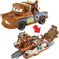 Cars 3 Set de Joaca Transformarea Mater