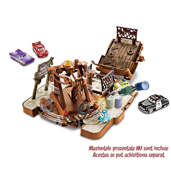 Cars 3 Set de Joaca Transformarea Mater 8