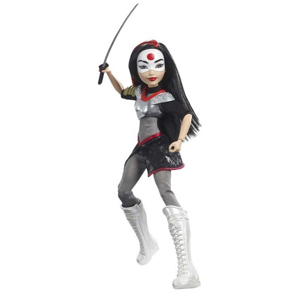 Papusa Katana DC Super Hero Girls 2