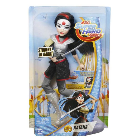 Papusa Katana DC Super Hero Girls 7