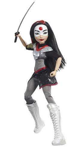 Papusa Katana DC Super Hero Girls