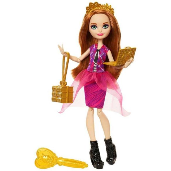 Ever After High Prima zi de Scoala Papusa Holly OHair 1