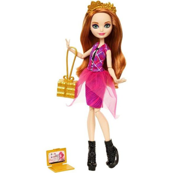 Ever After High Prima zi de Scoala Papusa Holly OHair 2