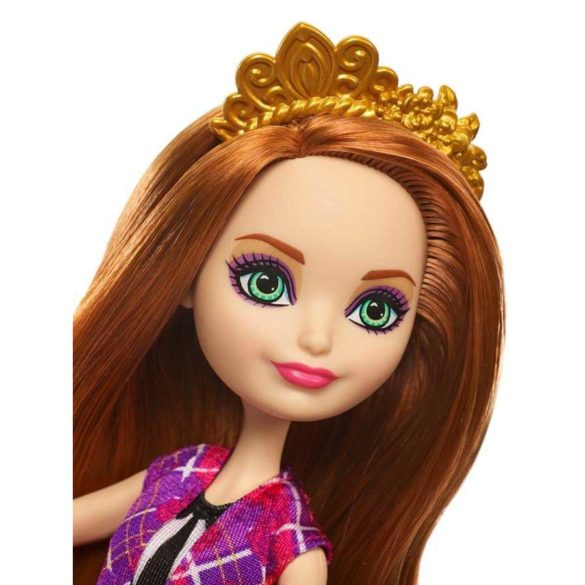 Ever After High Prima zi de Scoala Papusa Holly OHair 4