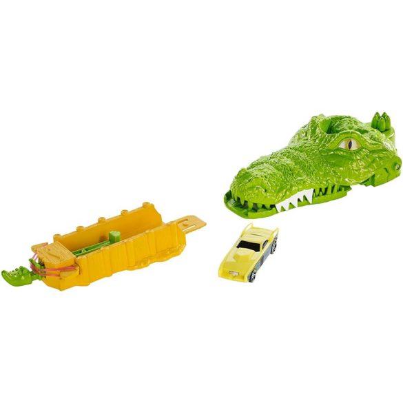 Hot Wheels Set de Joaca Crocodil 1
