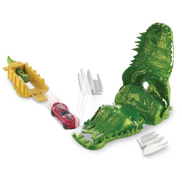 Hot Wheels Set de Joaca Crocodil 3
