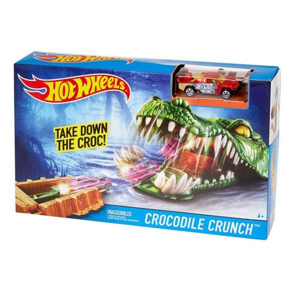 Hot Wheels Set de Joaca Crocodil 7