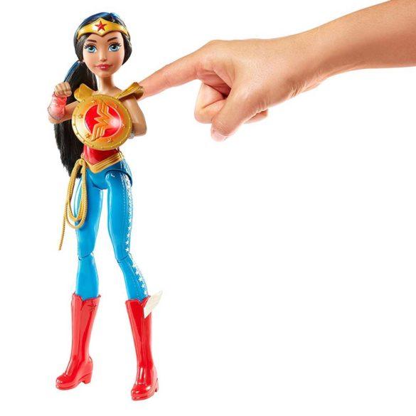 DC Super Hero Girls Papusa Wonder Woman Sunete si Lumini 6