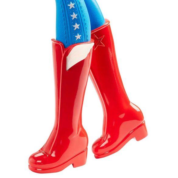 DC Super Hero Girls Papusa Wonder Woman Sunete si Lumini 8