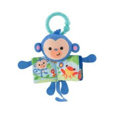 Fisher Price Carticica Moale Maimutica