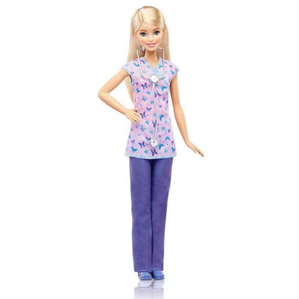 Papusa Barbie Asistenta Medicala 1
