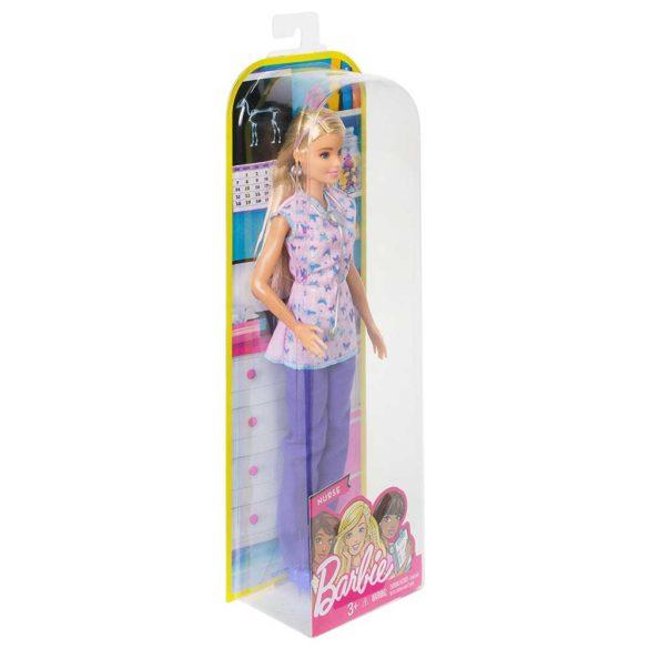 Papusa Barbie Asistenta Medicala 6
