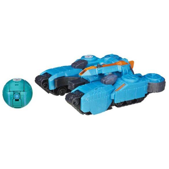 Transformers Deghizarea Robotilor Mini Con Overload 2