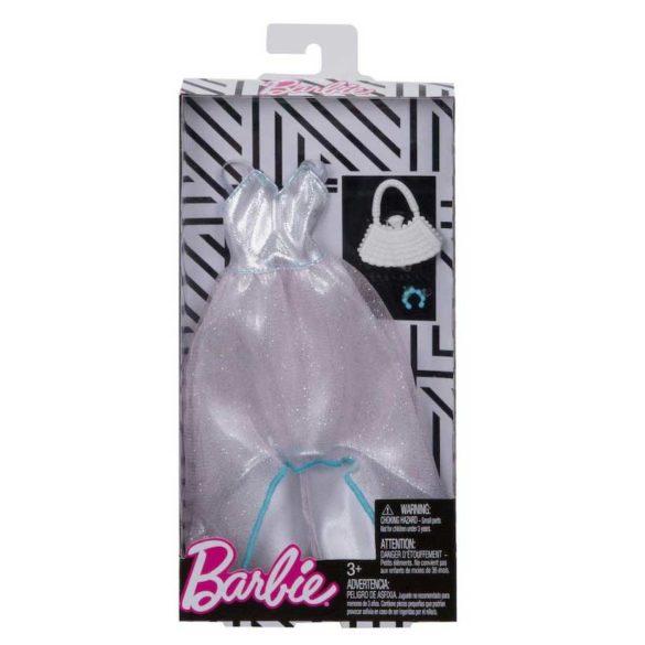 Barbie Tinuta Completa Stralucirea Argintie FKT11 4