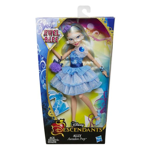 Disney Descendants Jewel Bilee Papusa Ally 10