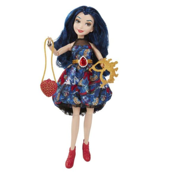 Disney Descendants Jewel Bilee Papusa Evie 1