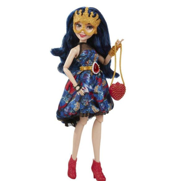 Disney Descendants Jewel Bilee Papusa Evie 2