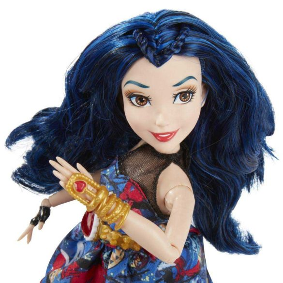 Disney Descendants Jewel Bilee Papusa Evie 5