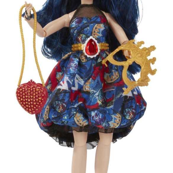 Disney Descendants Jewel Bilee Papusa Evie 7