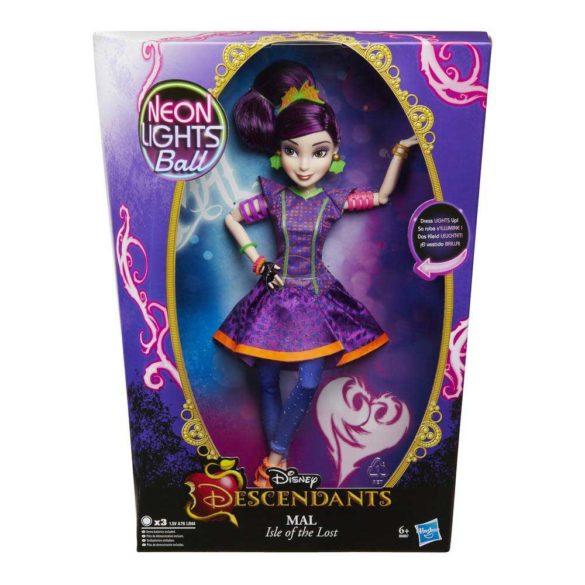 Disney Descendants Neon Lights Papusa Mal 10